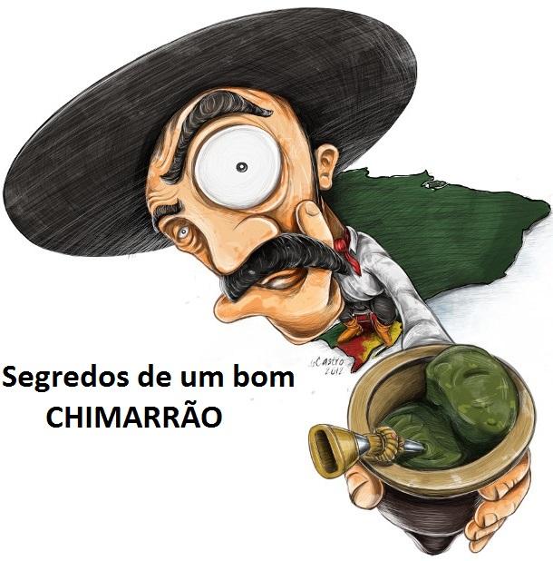 SEGREDOS CHIMARRAO