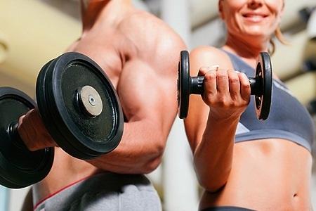 musculação emagrecer rápido