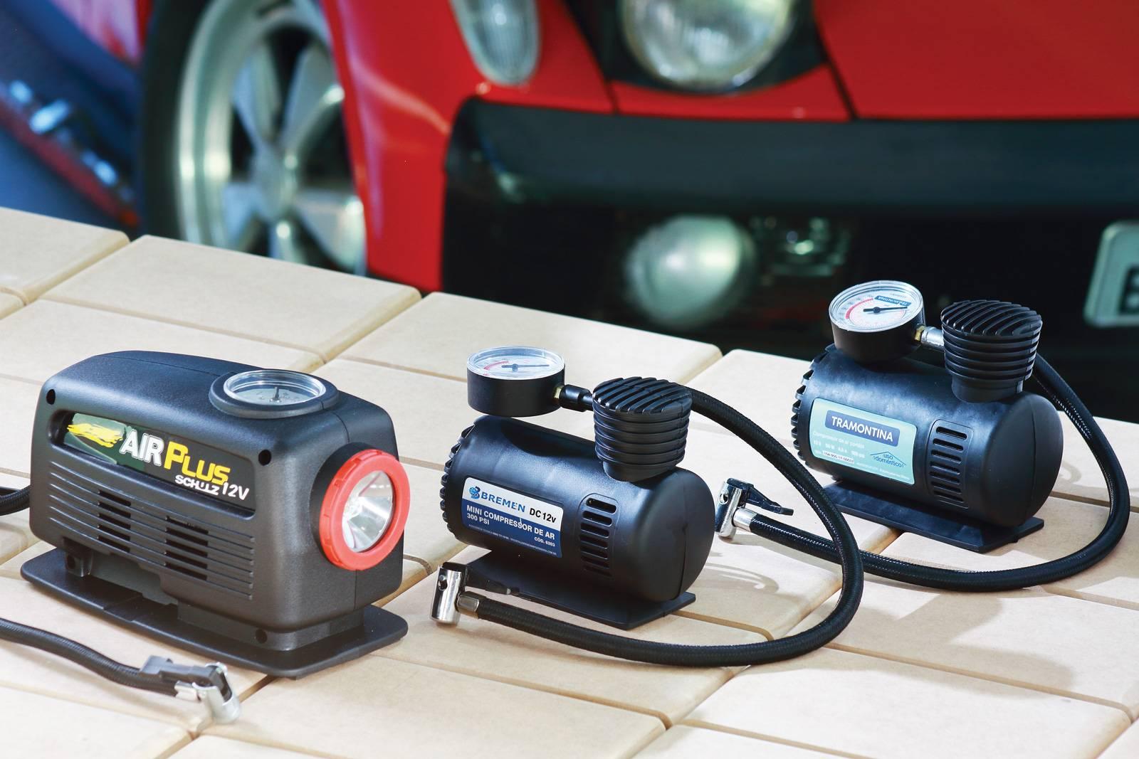 melhor mini compressor de ar 12v