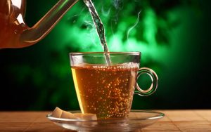 O chá de menta tira o sono?